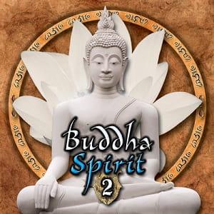 Buddha Spirit 2 cover