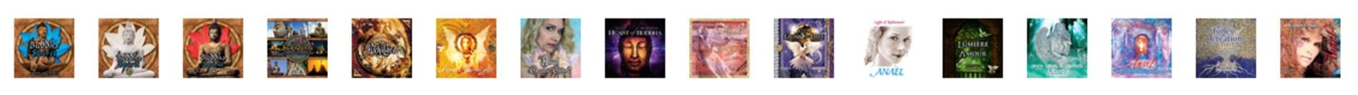Bande Albums Anael cover