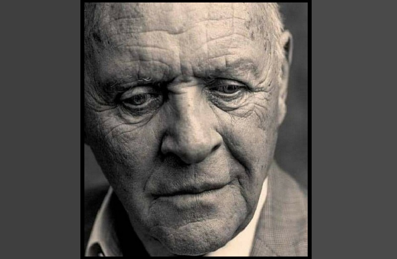 Message from Anthony Hopkins: Let go of people who aren't ready to love you yet!