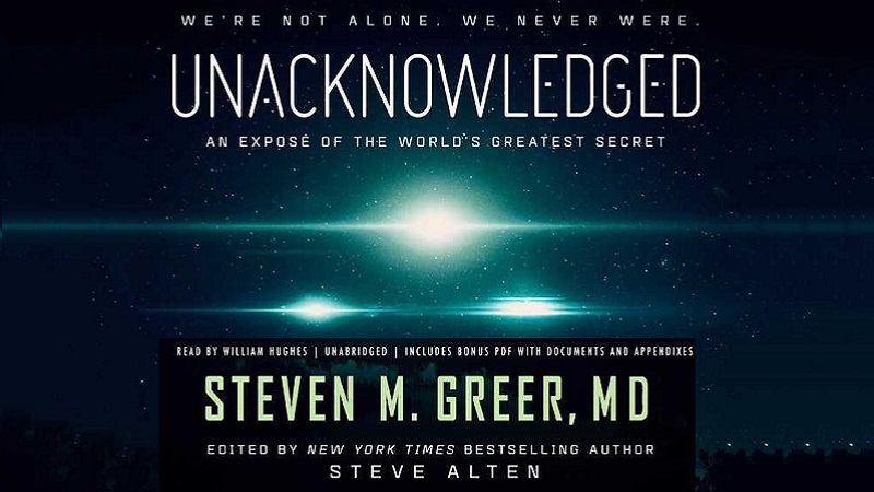 Interview with Dr. Steven Greer about the biggest secrecy of UFOs