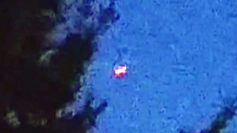 UFO Sighting over Montreal Canada Object Descends From the Sky Close Encounter Oct 31st 2020
